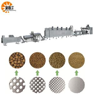 High Protein Fish Floating Pellet Feed Making Machine