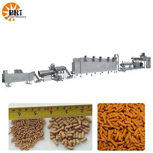 Fish Food Floating Fish Feed Extrusion Making Machine