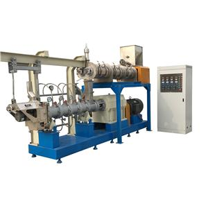 Floating Fish Feed Processing Extruded Machine Line