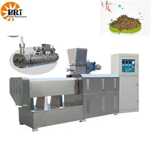 floating fish feed extruder plant fish food machinery