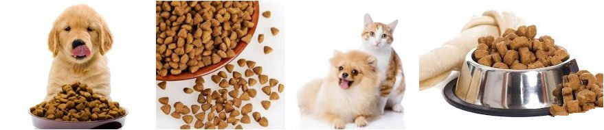 pet food production