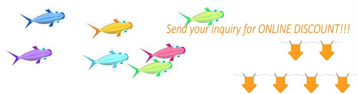 commercial fish feed manufacturers