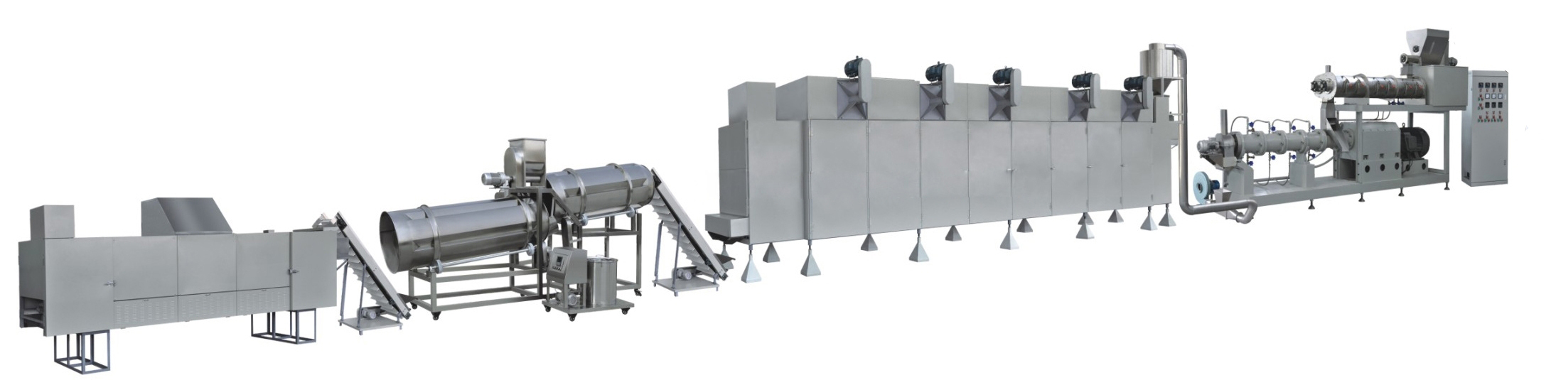 fish feed manufacturer