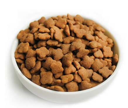 Notre machine peut faire des aliments pour chiens dans diverses formes