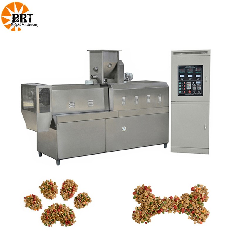 Our dog food machines and products