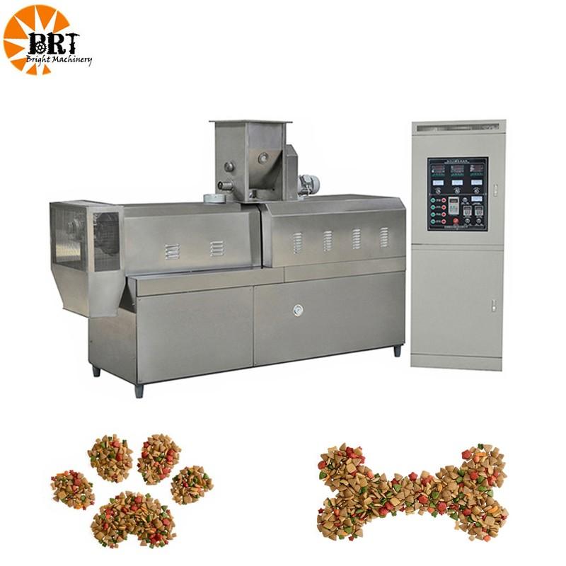 máquina de comida de cachorro