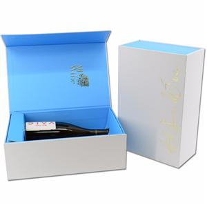Factory Sale Magnetic Gift Box With Logo Printing And Spot UV