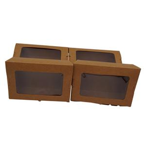 Packaging Box Manufacturer Fast Food Paper Box Delivery Paper Packaging