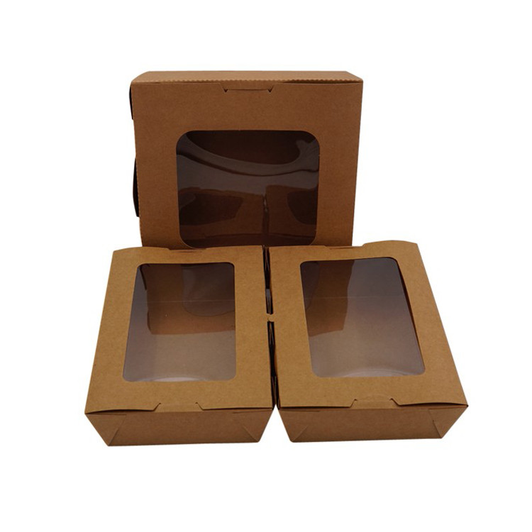 Kraft Paper Food Box Big Supplier In China