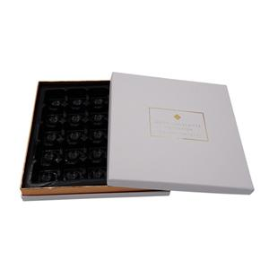 Factory Customized Chocolate Paper Box With Logo Printing