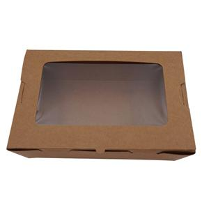 Factory Customized Take Out Packaing Box Food Grade Paper