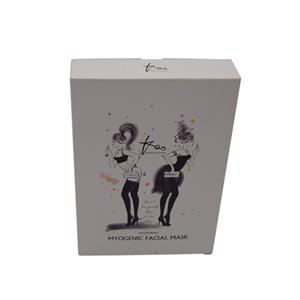 China Plant Cosmetic Paper Box Customized Design