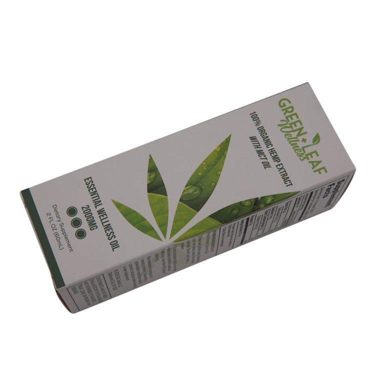 China Manufacturer BB Cream Paper Box Carton Packaging