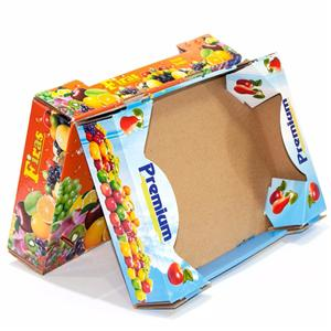 Factory Customized Fruit Packaging Corrugated Box Manufacturer
