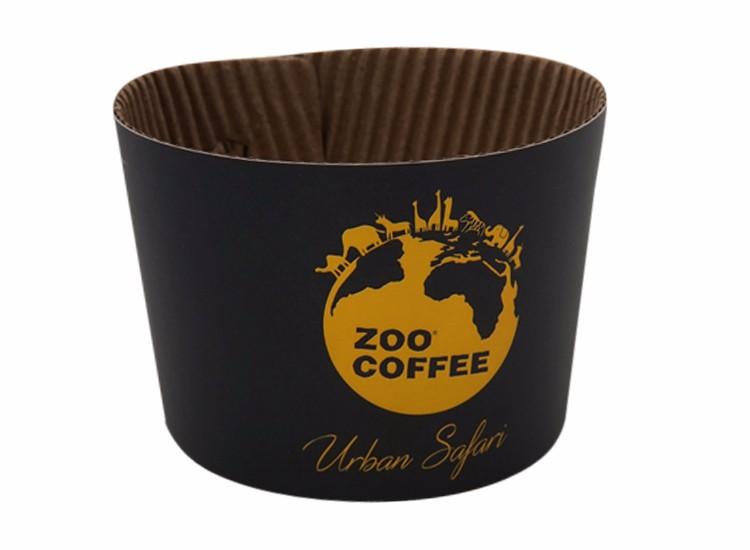 مصنع الورق المخصص كوب كم فنجان القهوة كم