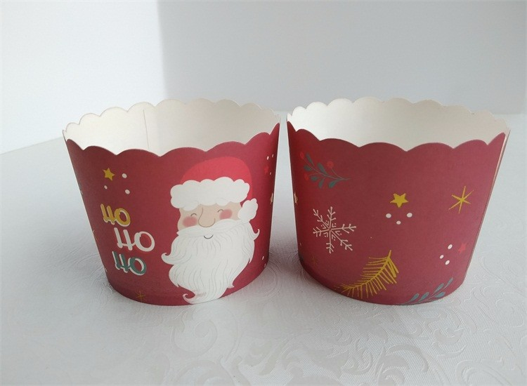 China Factory Cake cup packaging bake packaging