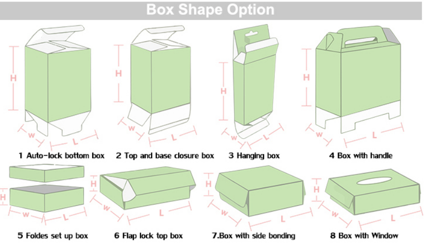 Box for shoe