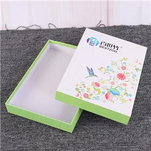 Factory Wholesale OEM Lid and Tray gift packaging box