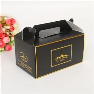 Factory Customized Luxury Paper Box With Logo Stamping