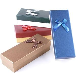 boîte en carton usine de gros fabricants boîte de petit cadeau Hegh boîte de papier -end peut accepter sur mesure