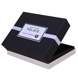 custom luxury perfume small gift box packaging with lid