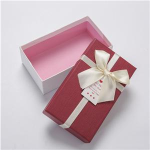 OEM Facotry Direct Sale Free design customized rigid wrap present box