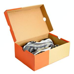 Box carton for shoe box shoes carton