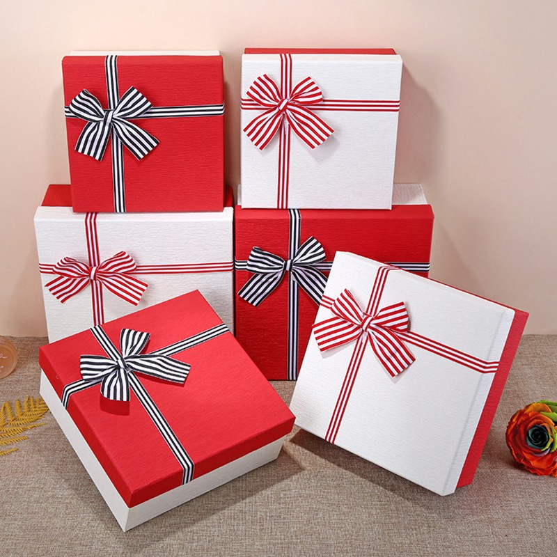 Lid and Tray rigid box Birthday gift box with ribbon Manufacturers, Lid and Tray rigid box Birthday gift box with ribbon Factory, Supply Lid and Tray rigid box Birthday gift box with ribbon