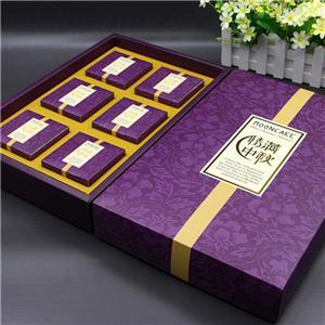 Fabricante de cajas de regalo de empaquetado personalizado de alta calidad para alimentos