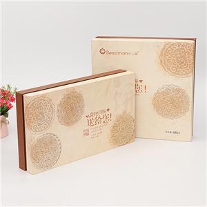 cajas de regalo rígidas de lujo curadas hechas a medida de lujo