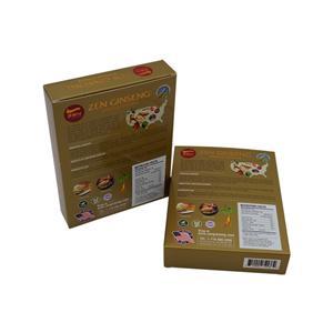 proveedor de china caja de papel de embalaje de calidad alimentaria