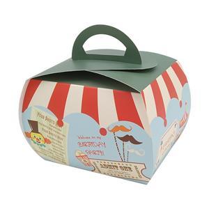 paquete de cajas de comida de nuevo diseño personalizado de alta calidad