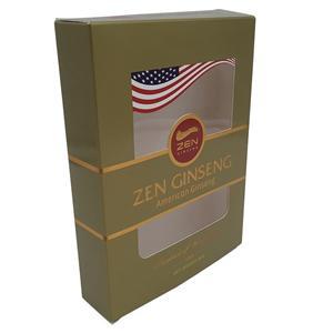 Proveedor de China embalaje personalizado caja de papel de alimentos