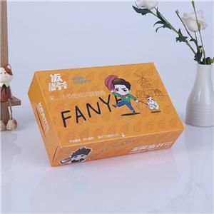 fabricante de envases de alimentos caja de papel