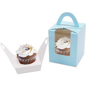 cajas de pastel grandes y personalizadas de lujo
