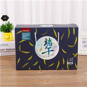 caja de papel de empaquetado ondulado del regalo de la comida de la fábrica de China