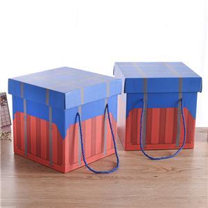 caja de papel de empaquetado del cartón de la comida del regalo de la fábrica de China