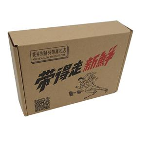 caja de papel de empaquetado acanalado sushi de cartón de alimentos al por mayor