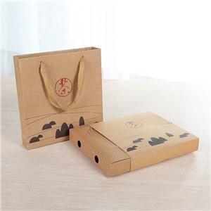 fabricante Tipo de embalaje embalaje cajón creativo embalaje de regalo caja de té de papel kraft