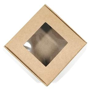 Fábrica de China Kraft Food Paper Candy Chocolate Bakery Package Box