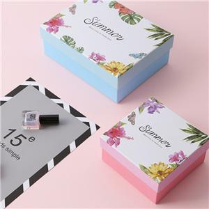 custom Factory wholesales 8*8 gift cardboard paper boxes supplier