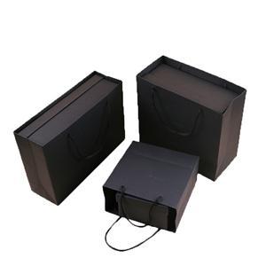 custom luxury Special Custom Hardboard Gradually Changing Color Gift Box
