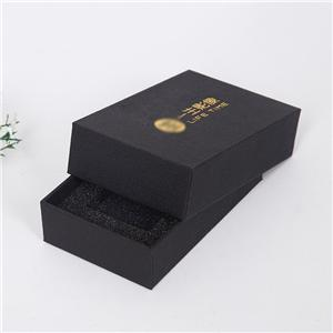 OEM Factory wallet paper packaging box luxury gift packaging box new design gift box