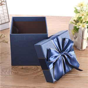 offset printing gift packaging paper box middle opening candy packing wedding gift box