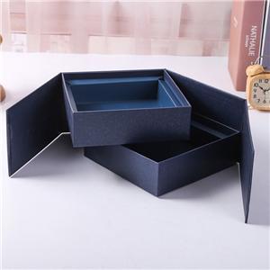 emballage personnalisé cadeau papier emballage CMJN impression à l'intérieur de la boîte