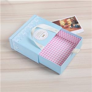 Caja de papel de embalaje de regalo de fábrica de China caja de regalo de boda