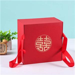 China Factory packaging paper box candy Gift Box manufacturer