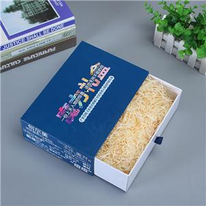 OEM Factory Creative drawer gift paper packaging box