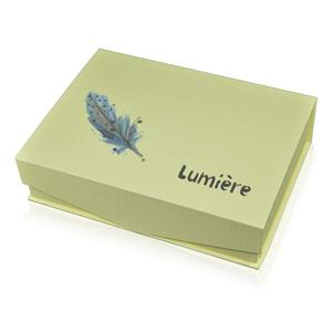 Wholesale Custom Book Style Clothing Rigid Paper Gift Package Carton Boxes With Magnetic Lid