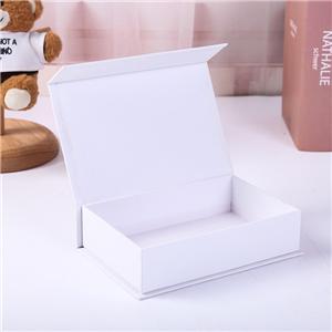 nueva fábrica de diseño de lujo Empaque de papel Caja de regalo original personalizada
